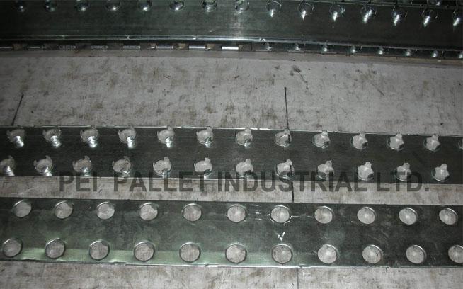 Plywood Box Corner Hinges Pei Pallet Industrial Limited